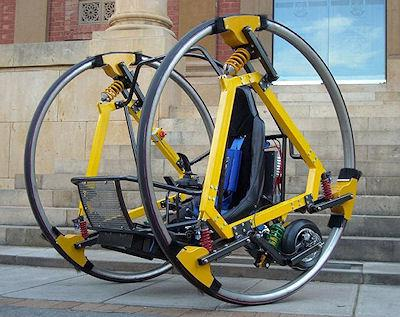 EDWARD, An Electric Dicycle