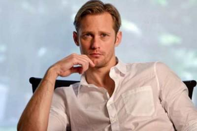 Alexander Skarsgård is excited about Season 4 Eric Northman