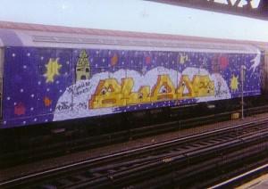 NYCs King of Graffiti comes to Amsterdam