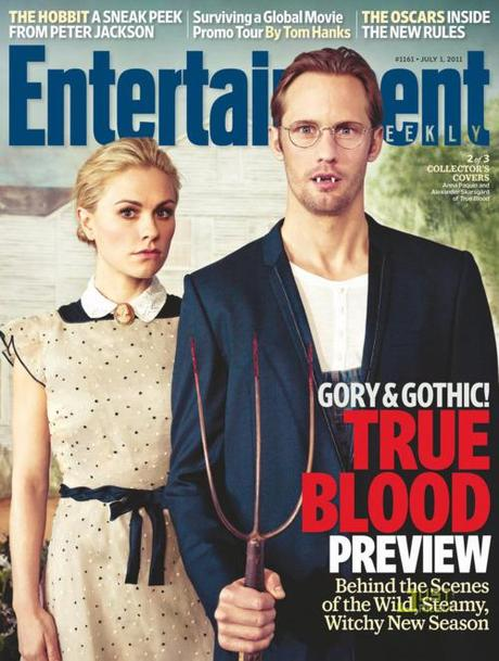 True Blood: Cover of Entertainment Weekly