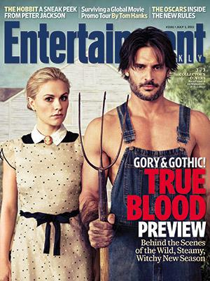 True Blood goes Grant Wood in Entertainment Weekly