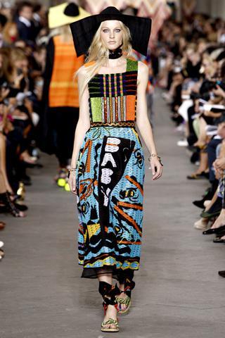 missoni tribal fashion trend 2011