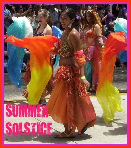 Santa Barbara Summer Solstice