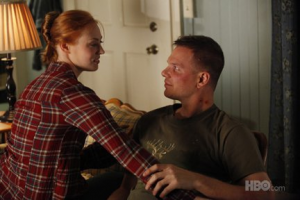 Jess and Hoyt get domestic in season 4 of True Blood
