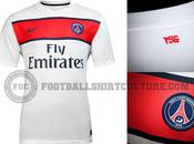 2011/12 Paris Saint-Germain Away Shirt