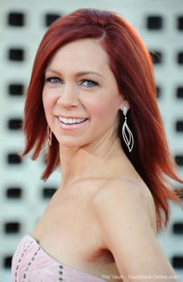 True Blood's Carrie Preston prefers to be busy creatively