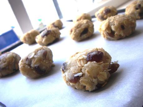 Mum's ANZAC biscuits