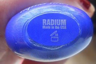 Urban Decay Liquid Eyeliner: Radium