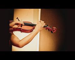Naiara Castillejo Garcia. Concertista de violín.
