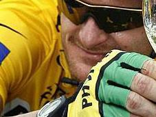Floyd Landis Harassing Lance Armstrong Twitter?!?