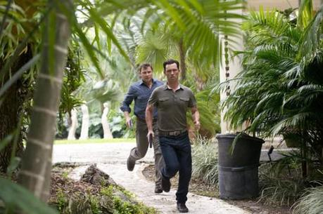 """Review #2568: Burn Notice 5.1: """"Company Man"""""""