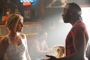 True Blood's Sookie and Lafayette in season 4