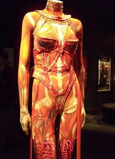 Jean Paul Gaultier Exhibition at Beaux-Arts de Montreal:  From the Sidewalk to the Catwalk