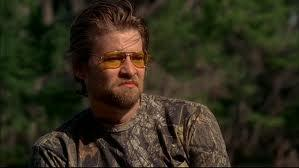 Todd Lowe as True Blood's Terry Bellefleur
