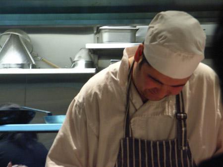 Koy chef