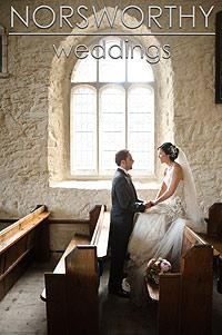 Real wedding at Dartmouth Castle by Martyn Norsworthy