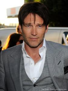Stephen Moyer talks manscaping and falling in love