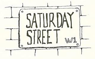 Old Compton Street – The Saturday Street