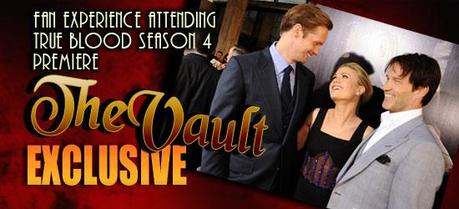 Vault Exclusive: Fan Experience at the True Blood S4 Premiere