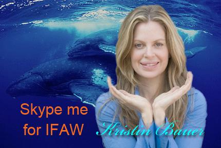 True Blood Star Kristin Bauer auctions off Skype Call for IFAW