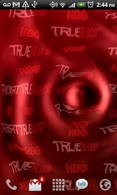 New True Blood Screensaver and Wallpaper