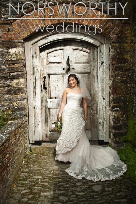 Dartmouth Castle Wedding by Norsworthy Photography