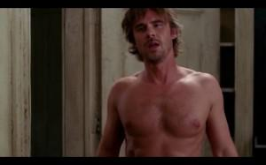 True Blood's Sam Trammell as Sam Merlotte