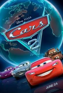Cars 2 (John Lasseter, 2011)