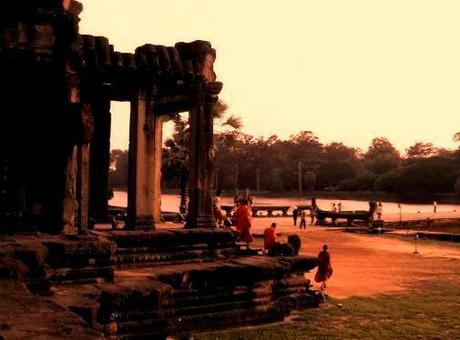 angkor wat sunset pictures angkor wat temples 2