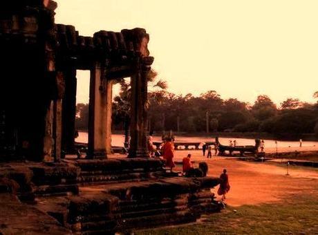 angkor wat sunset pictures angkor wat temples 2