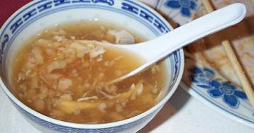 top 10 weird foods around the world birds nest soup china