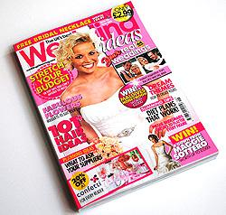 UK Wedding Magazines: The Review: Wedding Ideas