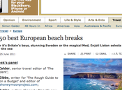 Press: Best European Beach Breaks