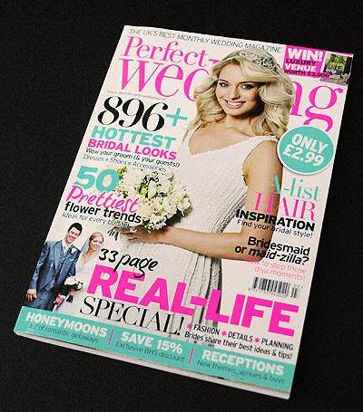 UK wedding magazine review Perfect Wedding