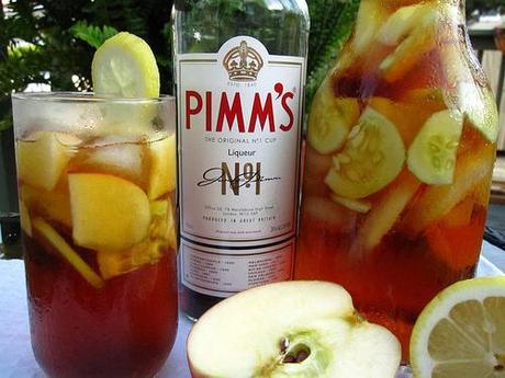 Pimms-o'clock