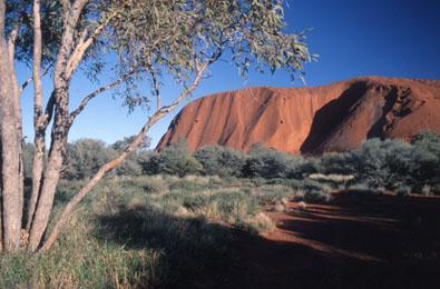 Australia's Red Center: Uluru