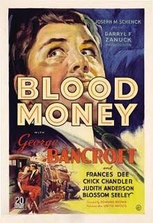 Blood Money (Rowland Brown, 1933)