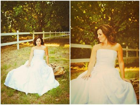 trash the dress (part one).