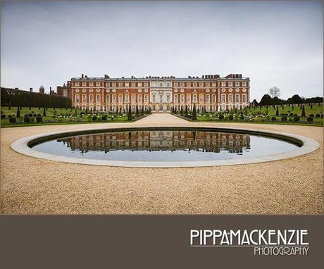 real wedding Hampton Court Palace (20)