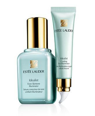 New: Estee Lauder Idealist Even Skintone Illuminator & Cooling Eye Illuminator