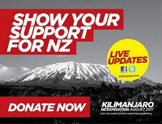 Interview Tuesday: Chris Flack - Kilimanjaro NZ
