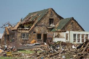 Hidden Dangers in Tornado Debris