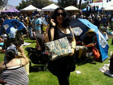 Earth Day at Balboa Park