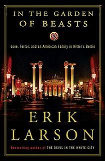 Exclusive Interview with Erik Larson, author of In the Garden of Beasts: Love, Terror, and an American Family in Hitler's Berlin
