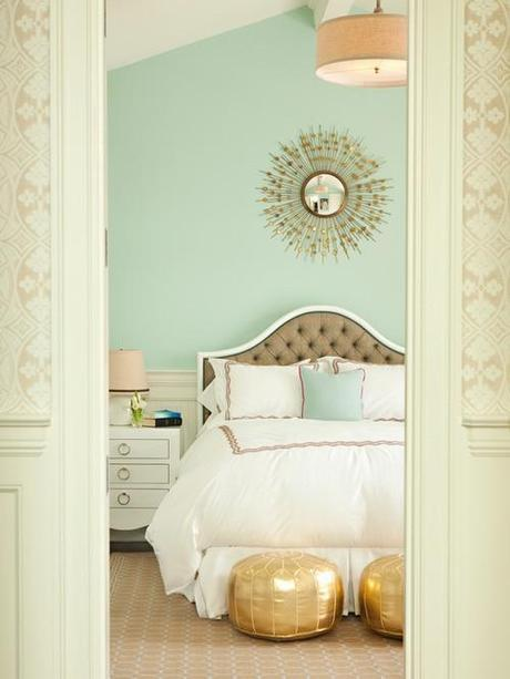 My most recent obsession: beautiful bedrooms!