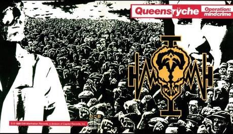 Queensryche - Operation: Mindcrime and Rage For Order