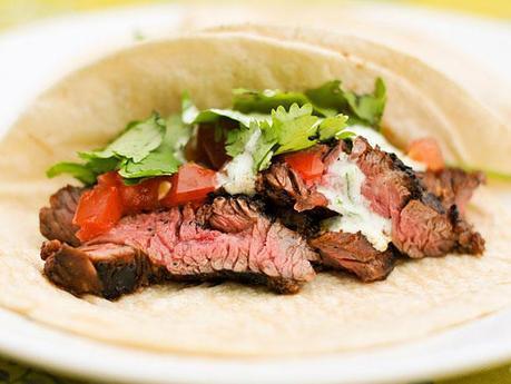 Skirt Steak Tacos