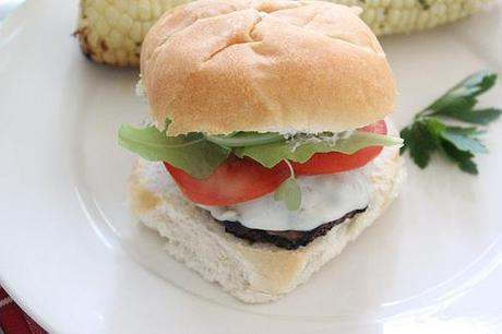 Italian Herb Seasoned Burgers