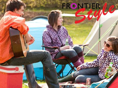 Frontier Style: Happy Feet