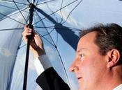 David Cameron Standing Firm While Storm Clouds Gather.